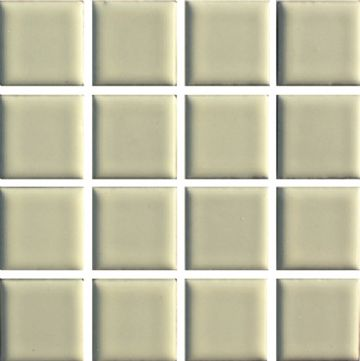 Waxman CG-116 Vanilla - Ceramic Pool Tiles - 10 Sheet Pack